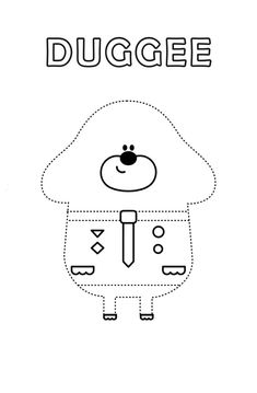Get Creative And Have Fun With These Hey Duggee Activities Thomas Birthday Cakes, Dog Birthday, Boy Birthday Parties, Birthday Ideas, Party Activities, Activities For Kids, Coloring Sheets, Coloring Pages, Free Printable Stationery