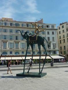 Esplanade du Vieux Port - Marseille