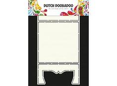 Dutch Doobadoo Dutch-Karten-Kunst-Fenster A4