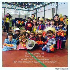Muito amor alegria e criatividade reunida!!! Um viva pra Festa Junina!  #famíliastica #shiraishis #maecomfilhos #guri_valente #lazercomfilhos #vidaescolar #festajunina #cursomarlycury