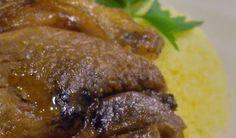 Agneau braisé en papillote Steak, Beef, Food, Lamb, Meat, Meal, Eten, Steaks, Meals
