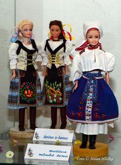 Ooak Dolls, Barbie Dolls, Dirndl Dress, Barbie Collection, Barbie And Ken, Traditional Outfits, Fashion Dolls, Ukraine, Milan