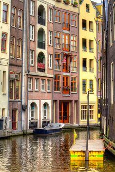 Zeedijk . Amsterdam Netherlands