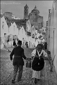 Henri Cartier-Bresson, I sassi, 1951