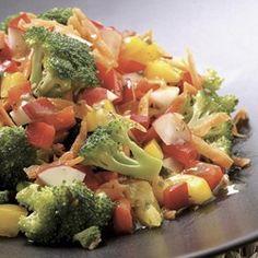 Rainbow Chopped Salad - EatingWell.com