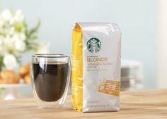 Starbucks Blonde Veranda Blend ... can't start my day without it.