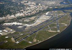 Ronald Regan National Airport, Wachington DC