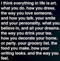 L〰Life is Art