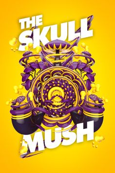 The Skull Mush! by Luca Viola