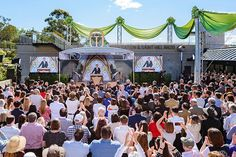 Church of Scientology Opens New $57-million Australian Headquarters, Presided by Leader David Miscavige.