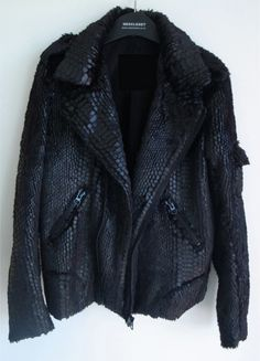 Black scales, would wear this...