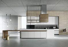 3 cucine componibili moderne e classiche ideali per piccoli spazi - Elle Decor Italia