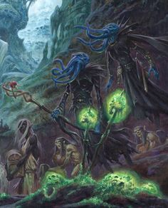 Illithid - Google Search