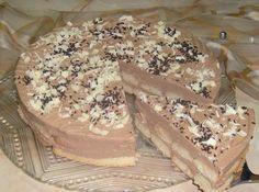 Čokoládová torta s piškótami, bude vždy patriť medzi najobľúbenejšie recepty Kolaci I Torte, Croatian Recipes, No Bake Desserts, No Bake Cake, My Recipes, Recipies, Nutella, Oatmeal, Cheesecake