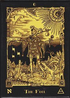 The Osborne Tarot Collection | Azathoth Tarot