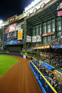 Miller Park, Milwaukee (Brewers) Wisconsin