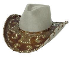 f8243ff6c5f Ultimate Cowgirl Western Hat www.cowgirlblondie.com Womens Western Hats