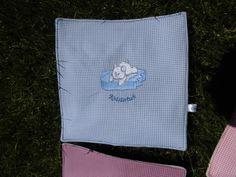 Knistertuch - blau von creatina´s Winkelchen auf DaWanda.com