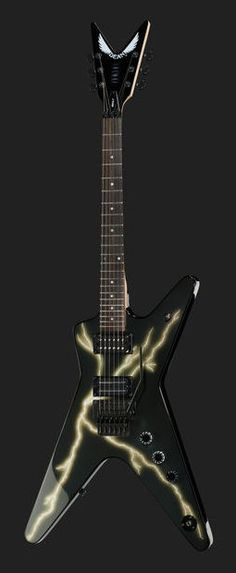 Dean Guitars Dimebag BlackBolt Floyd ML - Thomann Danmark