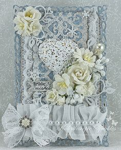 Live & Love Crafts' Inspiration and Challenge Blog: Winter Birthday