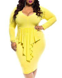 Plus Size Clothing   Cheap Plus Size Dresses And Swimwear For Women Online At Wholesale Prices   Sammydress.com Page 3
