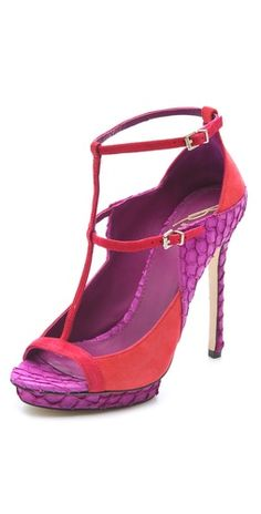 If I could wear one designer's shoes for the rest of my life... Brian Atwood