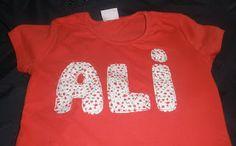 Camiseta con Nombre