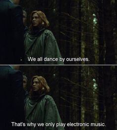 The Lobster (2015)  We all dance by ourselves
