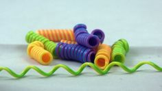 Fidgeting finger springs  are good for twisting, stretching  and wrapping around your fingers. Great to help with focus in the classroom,circle-time and homework helper. $3.49 for 10