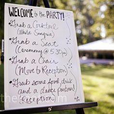 Trendy Ideas For Wedding Ceremony Programs Writing Wedding Planner Guide, Wedding Schedule, Wedding Reception Games, Wedding Ceremony Programs, Wedding Events, Free Wedding, Diy Wedding, Trendy Wedding, Wedding Ideas