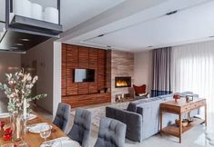 Conference Room, Divider, Table, Furniture, Home Decor, Meeting Rooms, Interior Design, Home Interior Design, Desk