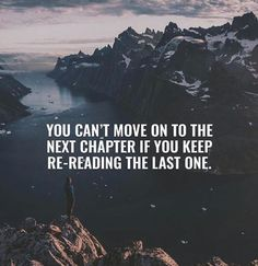 Positive Quotes : QUOTATION – Image : Quotes Of the day – Description You cat move on to the next chapter. Sharing is Power – Don't forget to share this quote ! Good Quotes, Best Positive Quotes, Sad Love Quotes, Cat Quotes, Life Quotes, Inspirational Quotes, Motivational, Change Your Life, Quotes About Moving On