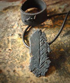 wabi sabi jewelry by Andrea Gest