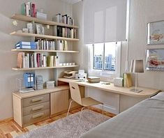 The biggest designing mistake while doing up your small bedroom is: over-accessorizing and crowding it with sundry and inappropriate furnishing items. If your bedroom is small, your focus should be on implementing the right decor to make it look spacious and simplified. Here are some small bedroom decorating ideas that would help you make the most of the limited space available. Best Small Bedroom Ideas On A Budget 01 Best Small Bedroom Ideas On A Budget 02 Best Small Bedroom Ideas On A…