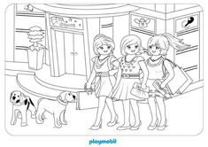 10 best ausmalbilder playmobil images | coloring pages
