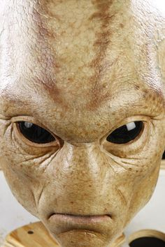 MEN IN BLACK II (2002) - First Contact Alien Mask and Hands - Price Estimate: $1500 - $2000