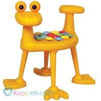 Max kunststof stoel - Koppen.com