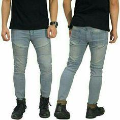 Saya menjual Jeans Biker Maskulin Vintage Blue seharga Rp193.000. Dapatkan produk ini hanya di Shopee! https://shopee.co.id/sakhan/591259183 #ShopeeID