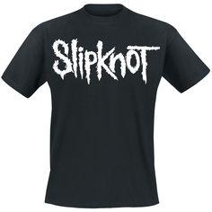 White Logo (T-Shirt) von Slipknot