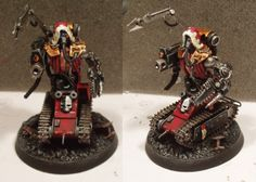 The Adeptus Mechanicus Project