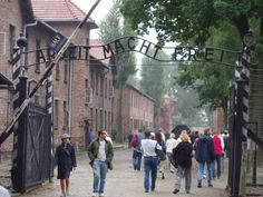 "Photographs of Auschwitz Camp ""Facilities"" 