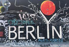 Berlin, East Side Gallery (Berlin Wall)