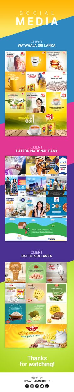 """Check out my @Behance project: """"Social Media"""" https://www.behance.net/gallery/54694921/Social-Media"""