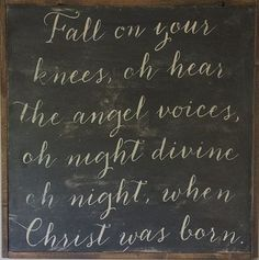 """""""Fall on your knees"""" from Thehouseofbelonging.com - etsy"""
