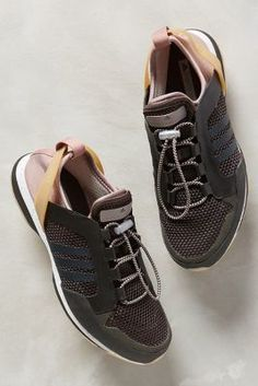 Adidas by Stella McCartney Eulampis Sneakers Black Sneakers #anthrofave