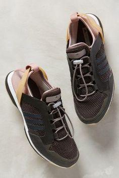 Adidas by Stella McCartney Eulampis Sneakers Black Sneakers #anthrofave