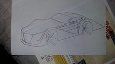 A caddy concept.