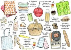 hellogiggles: HOW TO HAVE A PERFECT PICNIC by Cindy Mangomini http://ift.tt/1p3STpb
