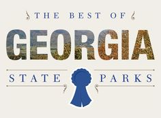 The Best of Georgia State Parks - Atlanta Magazine Georgia State Parks, Georgia Usa, Georgia On My Mind, Rv Travel, Travel Stuff, Travel Destinations, Vacation Trips, Family Vacations, Vacation Ideas