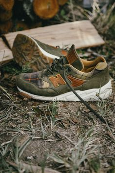 Ball and Buck x New Balance miUSA 585